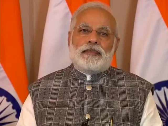 Video : Government Can't Solve All Problems, People Can, Says PM Modi