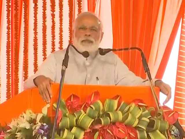 Video : Kashmir Has To Decide Between Tourism And Terrorism, Says PM Modi