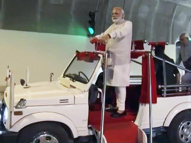 Videos : इंडिया 9 बजे : देश की सबसे लंबी सुरंग को प्रधानमंत्री ने किया देश को समर्पित