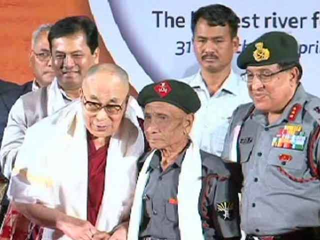 Video : On Reunion With Soldier After 58 Years, Dalai Lama Says, 'Have Grown Old'