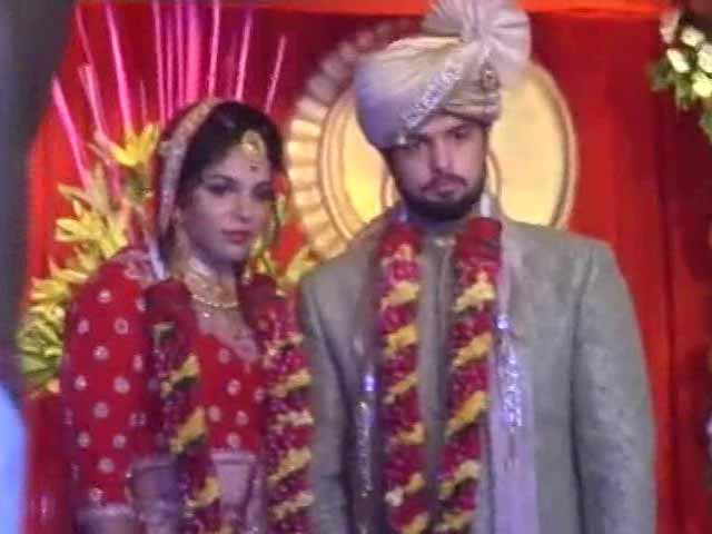 Wrestler Sakshi Malik Ties The Knot