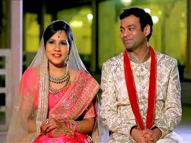 Video : Love At First Sight Culminates Into A Big Fat Marwari Wedding For Ankit-Neha