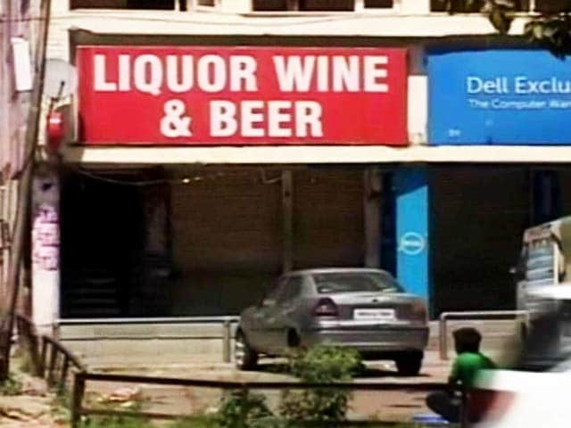 Video : Hotel, Restaurant Owners Protest Highway Liquor Ban