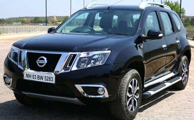 2017 Updated Nissan Terrano Review