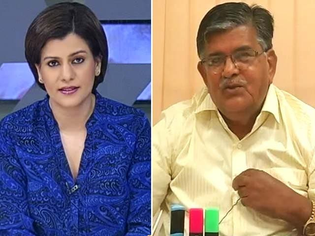 Video : Insisting Cow Vigilante Attack Was 'Manhandling', Minister Walks Out Of Interview