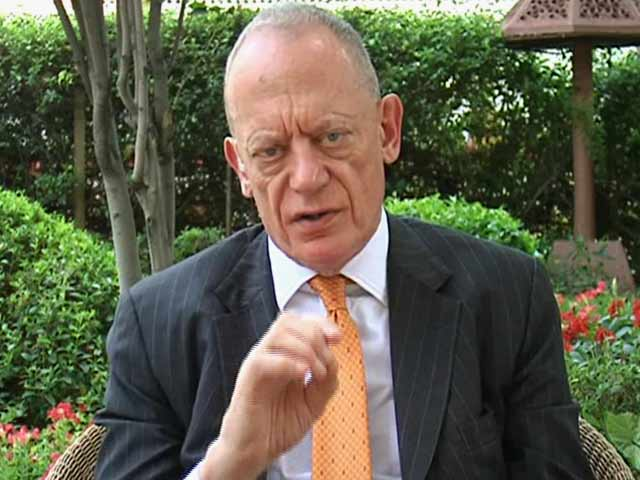 Video : India's Insurance Sector Has Strong Growth Potential: Gerry Grimstone