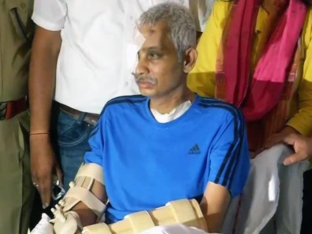 Video : बड़ी खबर : 9 गोलियां खाकर भी खड़ा हुआ 'चीता'