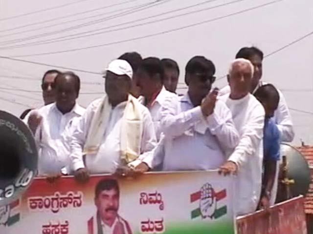 Video : Nanjangud Bypoll A Dress Rehearsal For Karnataka Elections Next Year?