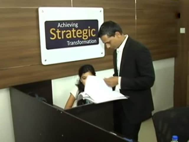 Video : Firms Seek Professional Help To Prepare For GST Impact