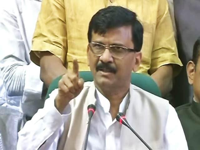 Videos : गायकवाड़ का मामला नहीं सुलझा तो एनडीए की बैठक में नहीं जाएंगे : संजय राउत