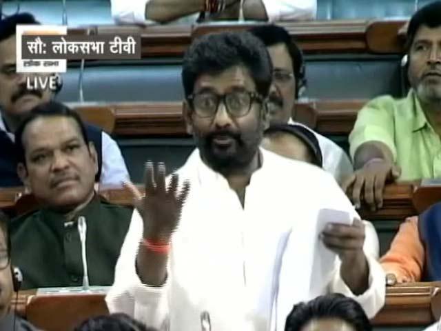 Videos : नेशनल रिपोर्टर : रवींद्र गायकवाड़ मामले में विवाद, लोकसभा में भिड़ गए मंत्री