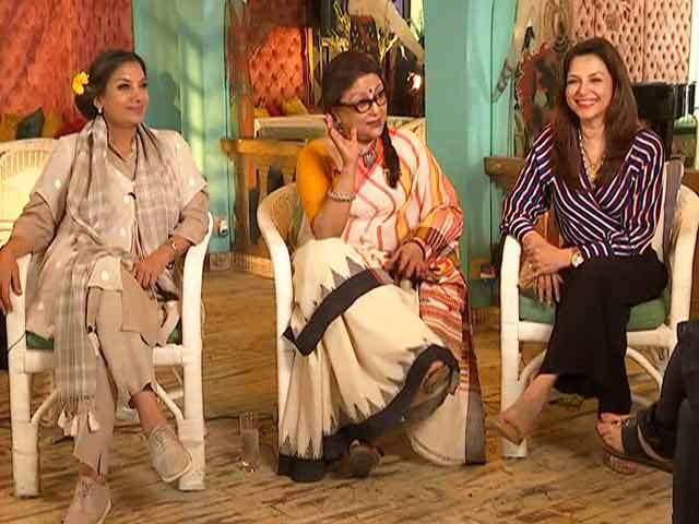 Aparna Sen, Shabana Azmi, Lillete Dubey On The Right To Offend