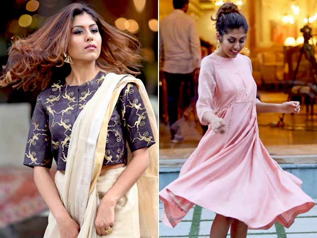 Video : Get The Look: Embrace A Century Old Fabric - Chanderi