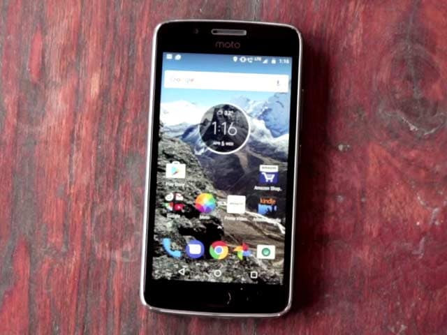 Video : Moto G5 Review