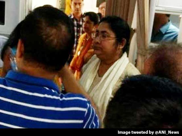 Video : Trinamool MP Dola Sen 'Screamed' At Air India Crew Over Seating, Held Up Flight