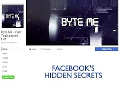 The Facebook Secret Is Out