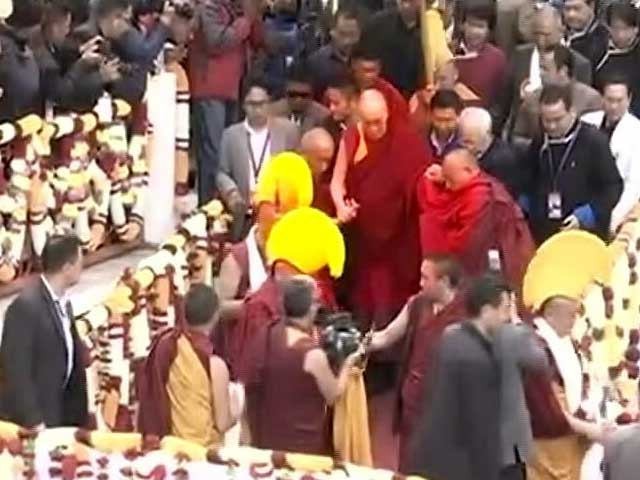 Video : Dalai Lama Returns To His First Home In India