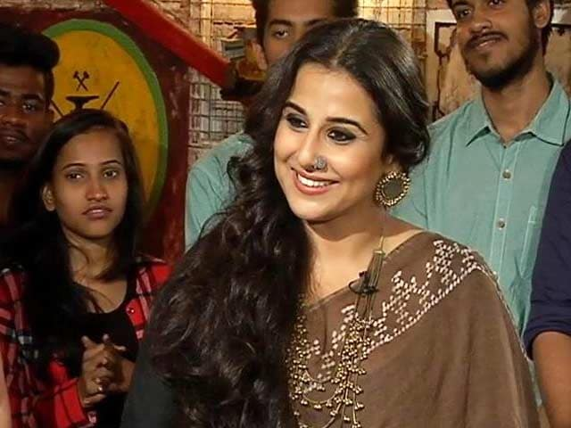 Vidya Balan On Social Media: Instagram Works, Twitter Doesn't