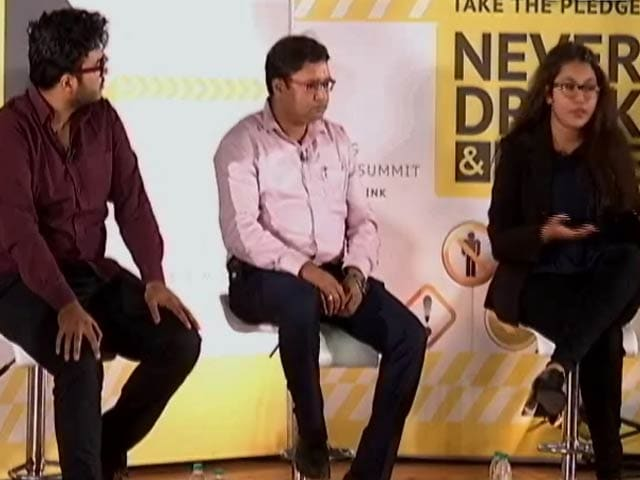 Video : The Young India Summit For Road Safety