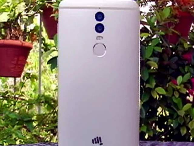 Micromax Dual 5 Video Review