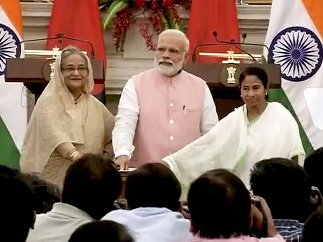 Video : भारत और बांग्लादेश के बीच 22 समझौते हुए