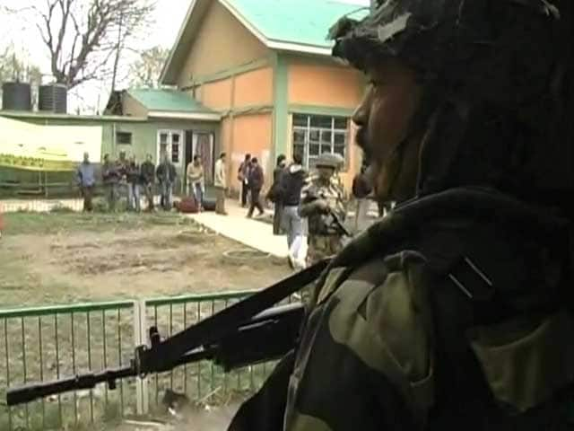 Video : High Security In Jammu And Kashmir For Tomorrow's By-Poll
