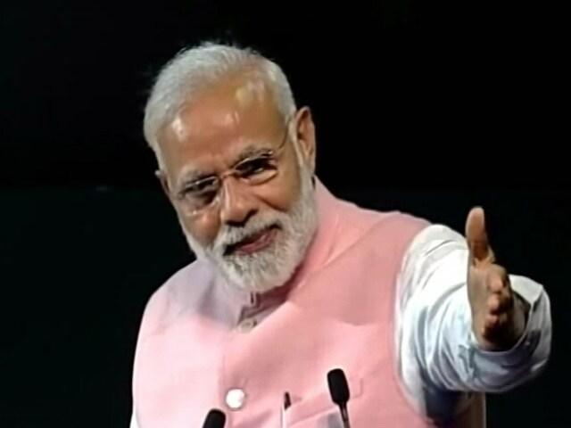 Video : इंडिया 9 बजे : पीएम मोदी ने बिना नाम लिए पाकिस्तान पर साधा निशाना...