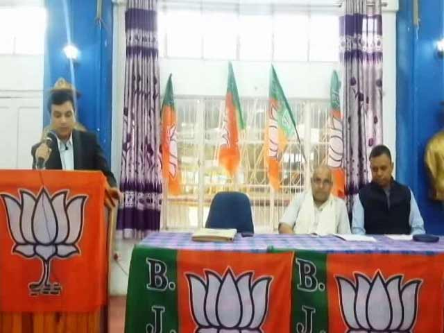 Video : BJP Okays Beef On Meghalaya's Political Platter For Now