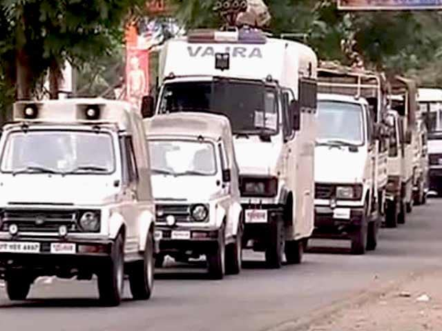 Video : As Charges Fly, Odisha's Bhadrak Still Simmers After Communal Violence