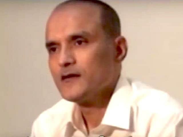 Video : Kulbhushan Jadhav's Death Sentence In Pak 'Premeditated Murder': India