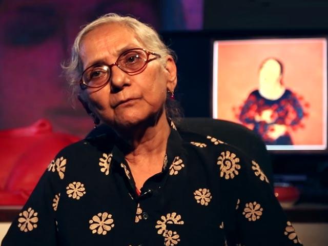 Video : Gogi Saroj Pal's Mythical Paintings