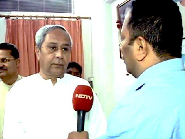 Video : As BJP Eyes Odisha Next, Chief Minister Naveen Patnaik's Assessment