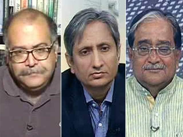 Videos : प्राइम टाइम : क्या कुलभूषण जाधव की फांसी टल सकेगी?
