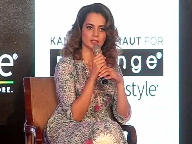 Video : Kangana Ranaut Said Women Should be 'Encouraged' To Talk About Sexual Harassment