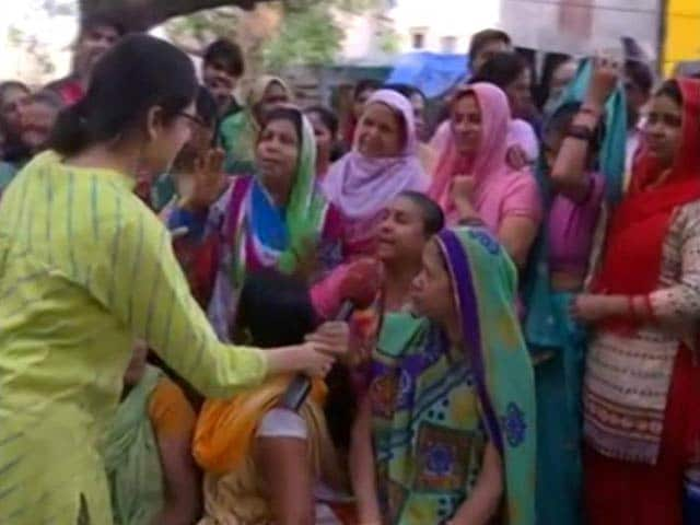 Video : Ahead Of Civic Polls, Parched Corner In Delhi Says 'We're Always Ignored'