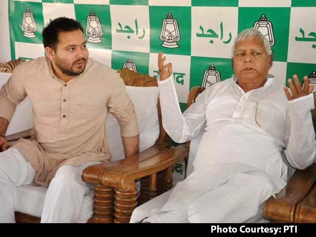 Video : A Beer Brewery Got Lalu And Sons Real Estate Worth Crores, Says BJP