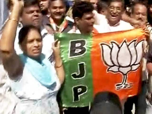 Videos : दिल्ली उपचुनाव : राजौरी गार्ड सीट से बीजेपी आगे