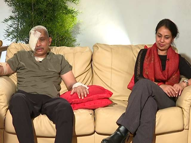 Video : Every Solider Wants A Medal On The Chest: CRPF Hero Chetan Cheeta