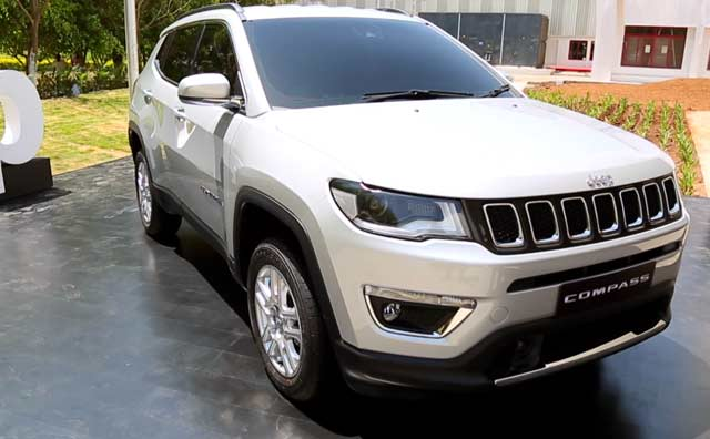 jeep compass india unveil and price expectations. Black Bedroom Furniture Sets. Home Design Ideas
