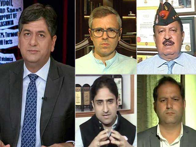 Video : Worst Turnout In History: Kashmir Situation Deteriorating?