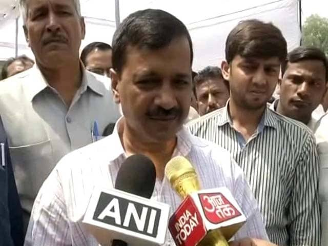Video : Arvind Kejriwal Says 'Got Feedback, Rajouri Garden Voters Were Very Angry'