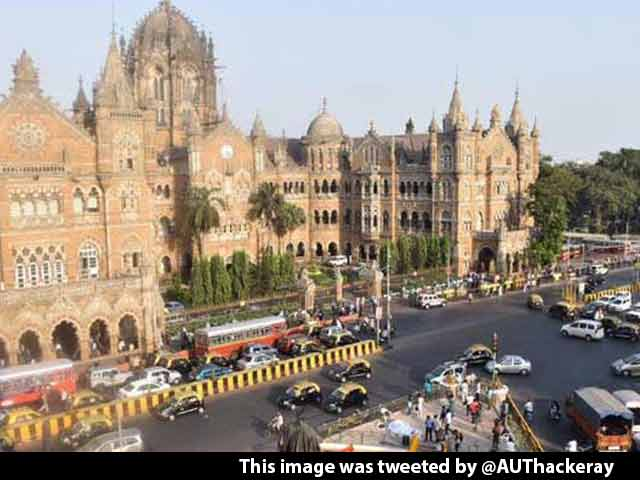 Video : 80 Lakhs For Mumbai's Selfie Point, Stunning CST Station As Background