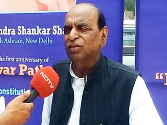 Videos : कांग्रेस के बिना नहीं लड़ा जा सकता पीएम मोदी से : डीपी त्रिपाठी
