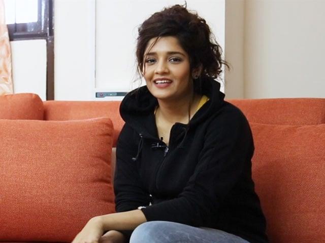 நான் எப்பவும் சென்னை பொண்ணுதாங்க - ரித்திகா சிங்