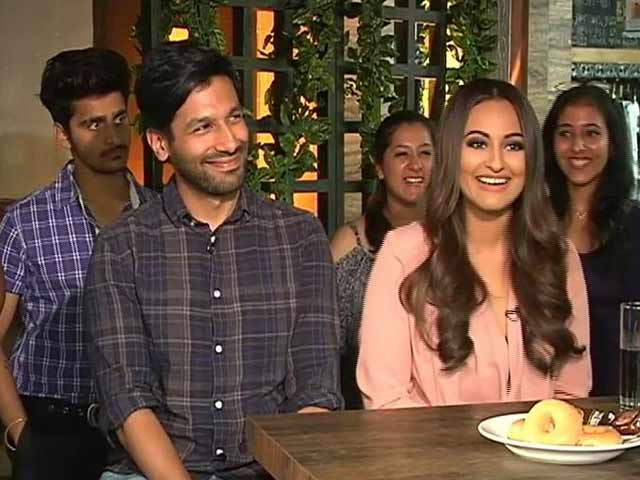 Spotlight: Sonakshi Sinha And Kanan Gill On Noor