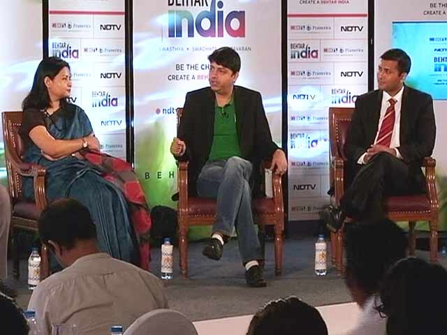 Video : Behtar India CSR Convention: Corporate India Came Together In Search Of Solutions