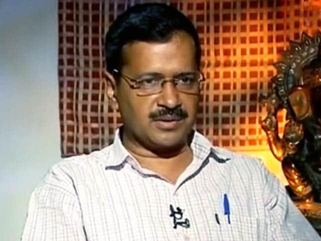 Videos : अरविंद केजरीवाल के साथ ख़ास बातचीत