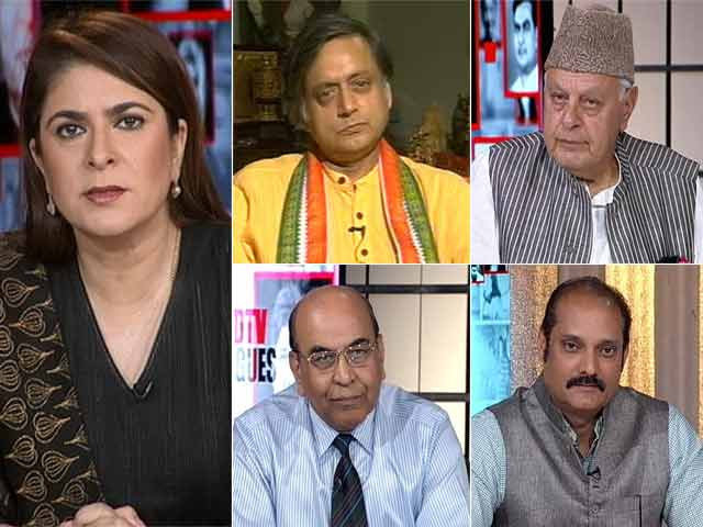 Video : The NDTV Dialogues: Kashmir, India-Pakistan And The Way Ahead