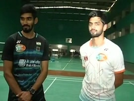 Always Tough To Play Against An Indian: Sai Praneeth