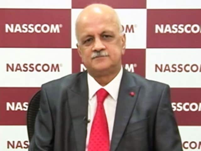 Video : Nasscom President On Trump's H-1B Order